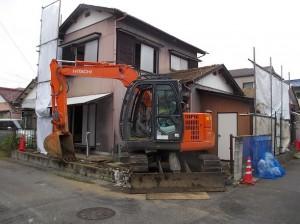 138.リピート割で効果的な解体工事の工事見積を行います!