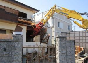 114.住宅建て替えの際の解体工事の依頼先はこちらへ!