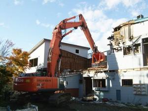 121.解体工事で家壊すコストはどのくらい?