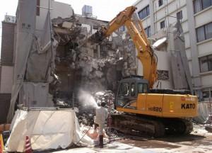111.鉄筋コンクリート解体について何も問題ない解体工事専門店です