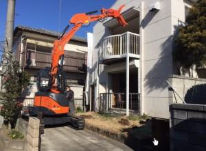 108.家屋の建て直しを早く進めたいときの解体工事の依頼はどうしたらいいの?