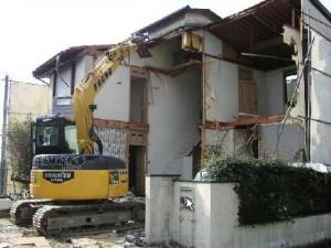 91.取り壊しなどの解体工事に伴うサービスを提供します