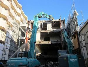 89.マンション建て替えに伴う解体工事の流れを説明します